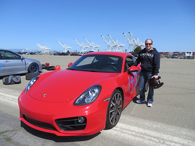 April 20, 2014 - My and one of my first Autocross events