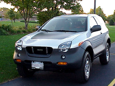 Michaels Isuzu Vehicross