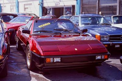 August 2, 1989 - AMS Auto Sales - Los Angeles, CA