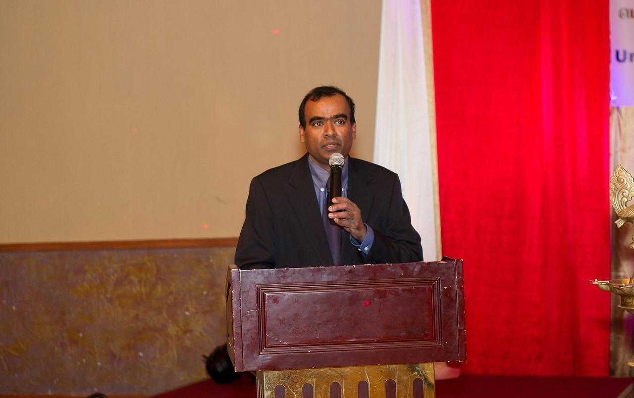 President - university of Moratuwa Tamil  Alumni Association @ Mora Night  ( jasmine Banquet)