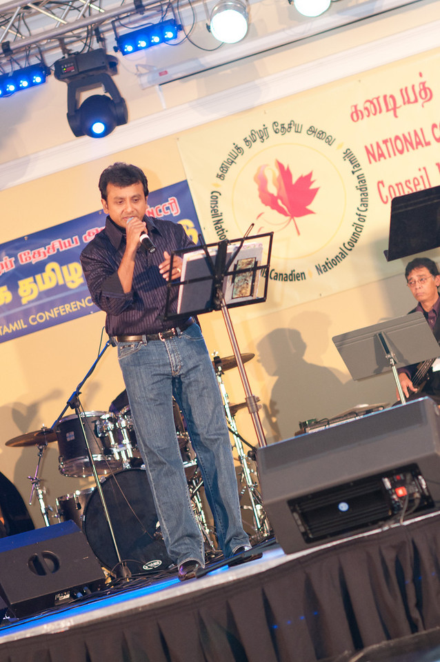Unni Krishnan - Singer from India