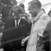 Robert F. Kennedy, October, 1964 US Senate campaign. With Congressman Sam Stratton.