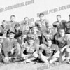 Front row on left is AHS football Coach Wes Boals. 2nd row far left is Dan Dixon, far right is John Iwanski. Top row far left is Joe Nabozny and No 31 is Carl Srokowski. (1964 season)
