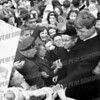 Robert F. Kennedy, October, 1964 US Senate campaign.