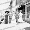 Amy Fox Richardson wrote about this photo on Sep 12thOld Fashioned Bargain Days, infront of Holzheimer's - Sam Fox, second from right.