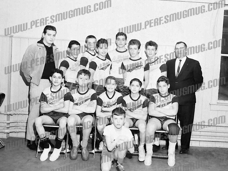 Top row: Second from left is Jerry Pepe, center is Tony Torani and could be Joe Pozniak on right.