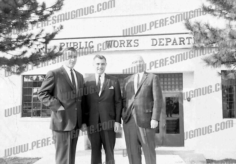 Center Mayor Frank Martuscello (1960-64)