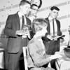 Standing ?, Ron Johnson, Jack Davey, c. 1961-62