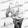 Seated left: ? Pingitore, seated right: Bob Constantine<br /> Standing left: Bert DeRose