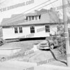 Bob Going wrote about this photo on Sep 20th;<br /> <br /> When the south side arterial was being built in the late 1950's, several of the houses in the way were moved to deStefano Stret. This might be one of them