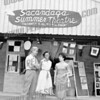 Great summer stock theater with top notch performers, open many years outside Northville. My parents saw Charlton Heston and his wife in the early 50's. Burned to the ground in early 60's and never replaced.
