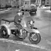 Vince DeRose on the corner of Bridge St. & Florida Ave.