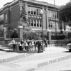 """This is the old """"EAST MAIN ST. ELEMENTARY SCHOOL. Before it became part of St.Mary's School, and then a Church."""