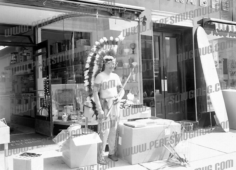 Larabee's was a great store. They sold everything, apparently even surf boards!