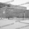 New YMCA pool building, Division Street c. 1961