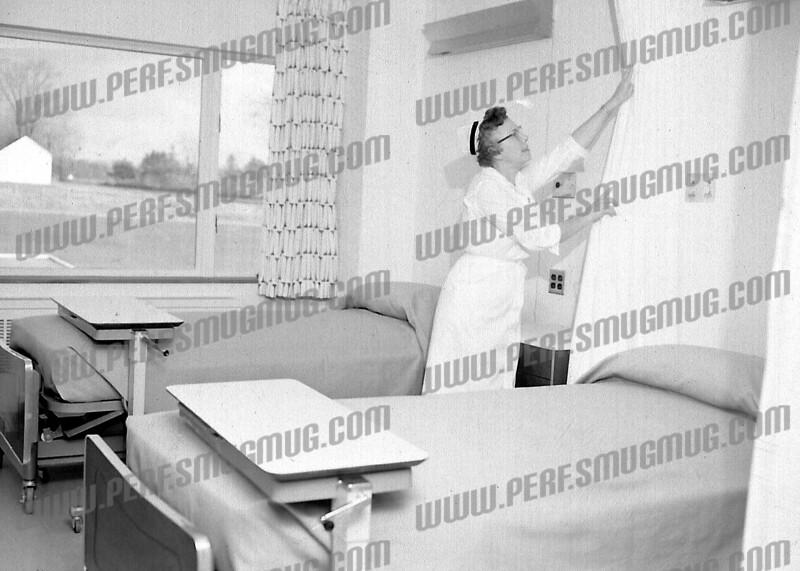 Brand new Amsterdam Memorial Hospital, early 60's