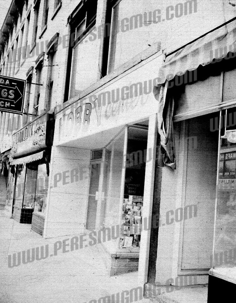 Maxine Rosen wrote about this photo on Oct 15th;<br /> <br /> This is the store where dad first opened the Hobby Center before he moved it to 75 East Main St. This space became Brown's Gift Shop.