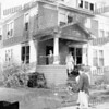 Double fatal fire at 418 Division St. Sept. 8, 1957.