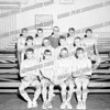 Bob Going wrote about this photo on Oct 29th;<br /> <br /> SMI Gaels, maybe JV about 1964. Coach Dutch Howlan. Second row middle Mark Stanley and Tim Welch the weatherman. Tim was SMI class of '66 and Mark Bishop Scully class of '67.