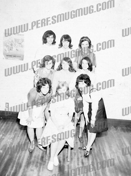 Second Row right: Sherry Merrow, top left: Tessiero