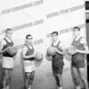 -r Tom Rutkowski, Cleary Eckelman (I think), Tom Cortese, Dick Villa. All graduated from SMI in 65-66 range.