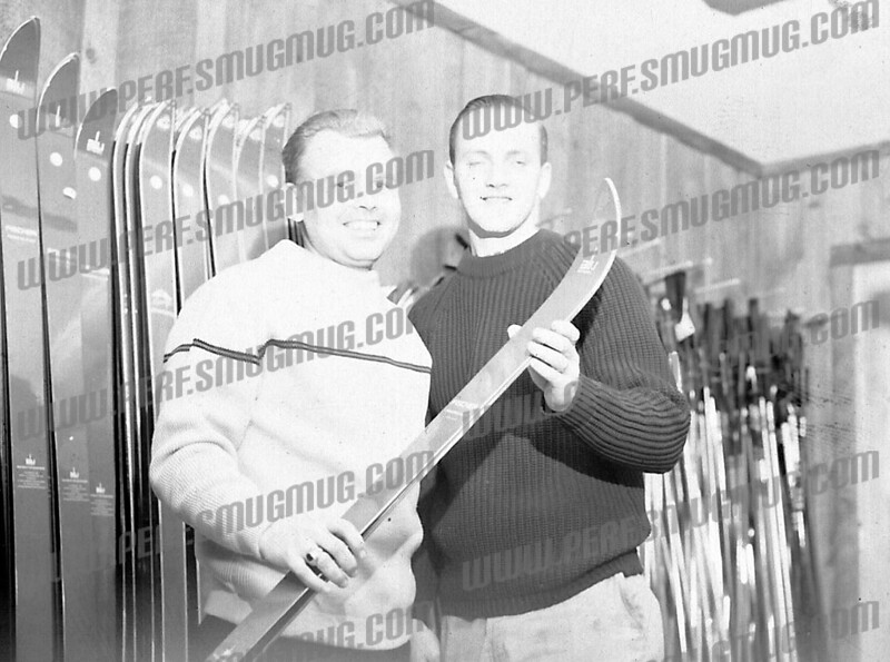 Buddy Heck and Johnny Daley