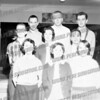 Front Row: Rose Lee Cipullo, Sandra Merrow, Nancy Swart<br /> Row 2: Ronald Baum, Blanche Holloway, Louis Pettica<br /> Row 3: Harold Sitrin, Richard Sidlauscus,