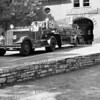 1936 Seagraves 85 foot Hook and Ladder at Central Station 47 W. Main St.