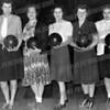 Womens Commercial League 1960's<br /> ? , ? , Pam Skaradek, Gussie Romeo, Jean Labate