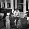 Kimberly Szewczak, Amanda Barrantes, Brenda Pabis,<br /> Pam Skaradek giving out candy