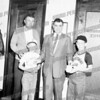 3rd from left: Frank Martuscello