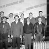 Front Row, first person on left: Vito DeSalvi; second person on left, Joe DeCaprio