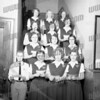 SMI late 1950's (those uniforms had been ditched by 1960)<br /> Top Left: Kathleen Lawrence<br /> Middle Left: Kathy Green<br /> Bottom Left: Arnold Eckelman