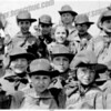 Girl Scouts camping 1918