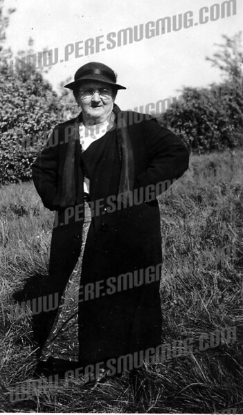 Anna Ross about 1937