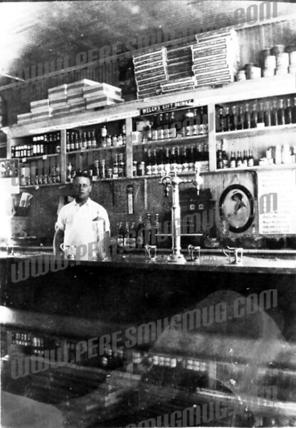 Bar early 1900's