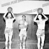 42 is Gary Blongewicz and 10 is Tom Urbelis. ca 1962.
