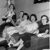 1956 Mary Elizabeth Kenney, Linda Phelps, Jacqueline Sikorski, Stephanie Mack, Mary Ann Williams