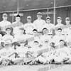 Baseball @ Vets park Locust Ave 1953