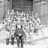 Karen (ranbom@comcast.net) wrote about this photo on Mar 22nd<br /> St. Stanislaus Junior Girl Scouts around 1965 with Msgr. Gospodarek; I recognize a lot of faces can't remember all their names -