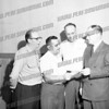 Shep Romano,well known area bowler,2nd from left