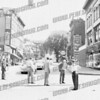Church and Main, early 50's. White Tower is still on left corner.