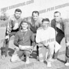 AHS Football Coaching Staff 1964: Back Row L-R: Steve Thompson, Vito Ottati and Dick Ruback. Front Row L-R: Head Coach Wes Boals, Ed Cionek.