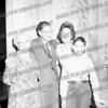 Former mayor Marcus Breier and family.