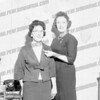 Cathy Gallagher Teal (cathyrn61@aol.com) wrote about this photo on Jul 14th<br /> This is a picture of my mom, Barbara Gallagher (right) who was the President of the Arnold Avenue PTA. The woman on the left was the Principal.