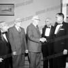 Herbert T Singer, second from right