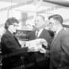 Sam Fox, Holtzheimer and Shaul (center)
