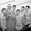 SMI Gaels, probably 1962-63 season. Danny Krawczeski, Coach Dutch Howlan, Bill Bresonis, (Mike Eckelman?), ?, Jack Kolodziej