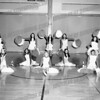 Bishop Scully cheerleaders, mid-late 1970's