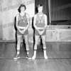 Pete Cirillo and E.J. Harkins Bishop Scully High School '76-77 Season